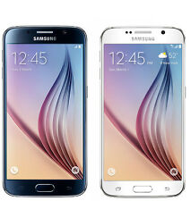 SAMSUNG GALAXY S6 SM-G920A 32GB AT&T GSM 4G LTE ANDROID SMARTPHONE USATO