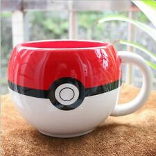 Kawaii Japan Anime Harajuku Pokemon Go Pokeball Mug Taza Cup Fashion Pikachu Fun