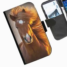 CAVALLO Redhead CUSTODIA COVER TELEFONO PER IPHONE SAMSUNG SONY BLACKBERRY