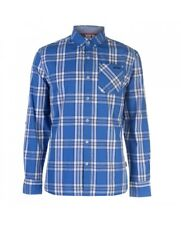 LEE COOPER CAMICIA UOMO BLUE/WHITE/NAVY