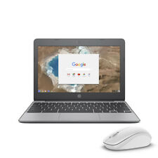 "HP Chromebook 11-V000NA 11.6"" Light Weight Laptop Intel Dual Core, 2GB 16GB eMMC"