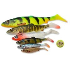 Savage Gear 4D Lb Herring Shad 16/19/25cm Loose Body Pez de Goma Swimbait