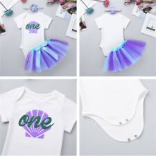 Newborn Baby Girls Romper Lace Floral Jumpsuit Outfits Sunsuit Clothes+Headband