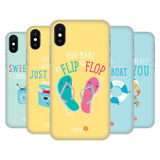 OFFICIAL MUY POP SUNNY SIDE UP SUMMER HARD BACK CASE FOR APPLE iPHONE PHONES