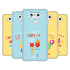 OFFICIAL MUY POP SUNNY SIDE UP MIX HARD BACK CASE FOR LG PHONES 1