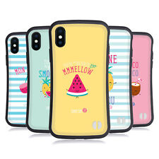 OFFICIAL MUY POP SUNNY SIDE UP FRUITS HYBRID CASE FOR APPLE iPHONES PHONES