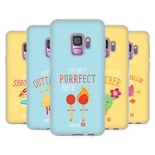 OFFICIAL MUY POP SUNNY SIDE UP MIX SOFT GEL CASE FOR SAMSUNG PHONES 1