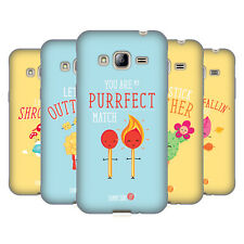 OFFICIAL MUY POP SUNNY SIDE UP MIX SOFT GEL CASE FOR SAMSUNG PHONES 3