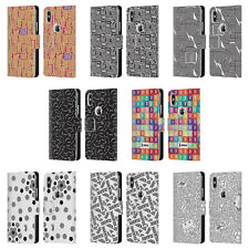 JUVENTUS FC 2018/19 PATTERNS LEATHER BOOK WALLET CASE FOR APPLE iPHONE PHONES