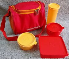 """Tupperware - BEST Lunch set with bag, """"BEST"""" Choice is the BEST, loved by ALL"""