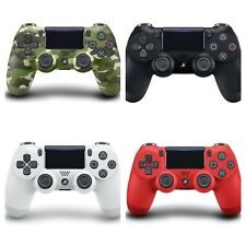 PS4 DualShock 4 V2 Wireless Controller-Glacier White,Red,Green Camo,Wave Blue