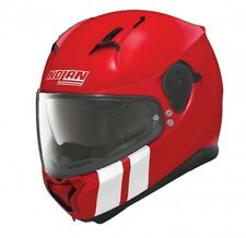 Casco Integrale Nolan N87 Martz 25 Corsa Red