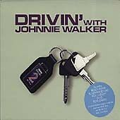 Various Artists - Drivin' With Johnnie Walker   (2xCD) ... FREE UK P+P ........