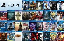 PS4  Minecraft Singstar Tomclancy Fifa Black ops Cod Pvz and Many More From List