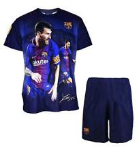 Fc Barcelone Maillot + short Lionel MESSI - N°10 - Barça - Collection...