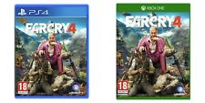 Far Cry 4 Xbox One, 4 PS4 Game Every Decision Counts And Every Second Is A Story