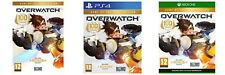 Overwatch New Game of the Year Edition Xbox One, Year Edition PS4,Year PC Game