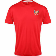 PER UOMO ADULTO CALCIO ARSENAL FOOTBALL CLUB FC AFC PERFORMANCE T SHIRT TOP