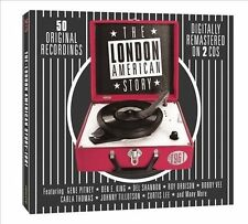Various Artists - London American Story 1961 (2xCD) . FREE UK P+P ..............