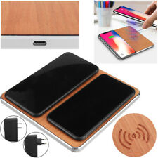 Wireless New Charging Usb Station Stand Pad Dock Note Qi 8 X Charger Lg Dual