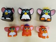 "1998 McDonalds Toy  Furby Plastic 3"" U pic Em  Each one Different Ships/Box  #2"