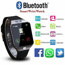 New DZ09 Smart Watch Phone & Camera Bluetooth Apple & Android Compatible GT08