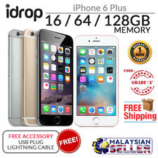ORIGINAL GRADE A - USED PHONE Apple iPhone 6 Plus 16/64/128GB  + Free Accessory