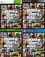 PS4-PS3-Xbox one-Xbox 360 Grand Theft Auto V 5 GTA 5 MINT-  FAST & FREEDELIVERY