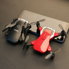 Mini Drone Foldable Nano Drones RC Quadcopter Helicopter 2.4GHz Toy Gift for kid