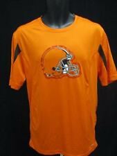 Nuevo Cleveland Browns Hombre TALLAS S/M/XL Naranja Majestic Camisa Msrp