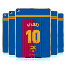 OFFICIAL FC BARCELONA 2017/18 HOME KIT 1 SOFT GEL CASE FOR APPLE SAMSUNG TABLETS
