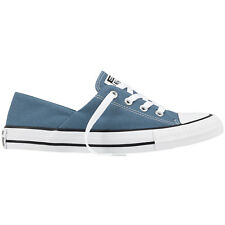 Converse Chuck Taylor All Star Ox Canvas Low-Top Lace-Up Womens Trainers