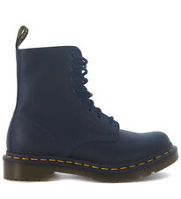 Anfibio Dr. Martens Pascal in nappa blu