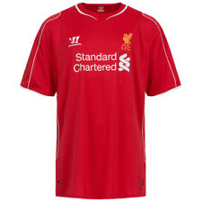 Liverpool FC Camiseta Local Warrior WSTM400-HRD Hombre Home Jersey Nuevo