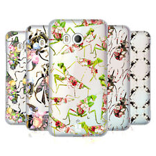 HEAD CASE DESIGNS SINISTER INSECTS HARD BACK CASE FOR HTC PHONES 1