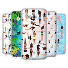 HEAD CASE DESIGNS HELLO SUMMER HARD BACK CASE FOR HTC PHONES 1