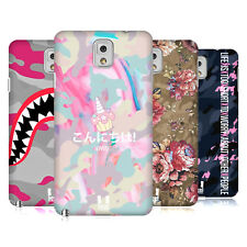 HEAD CASE DESIGNS TRENDY CAMO FUSION HARD BACK CASE FOR SAMSUNG PHONES 2