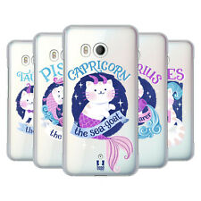 HEAD CASE DESIGNS ZODIAC CATS HARD BACK CASE FOR HTC PHONES 1