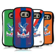 OFFICIAL CRYSTAL PALACE FC 2018/19 PLAYERS KIT HYBRID CASE FOR SAMSUNG PHONES