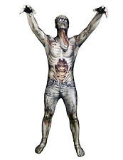 Déguisement Monster zombie adulte Morphsuits Halloween Cod.235840