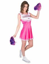 Déguisement pompom girl rose CHEERS femme Cod.307494