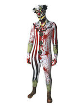 Déguisement clown ensanglanté adulte Morphsuits Halloween Cod.300115