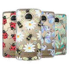 HEAD CASE DESIGNS WATERCOLOUR INSECTS HARD BACK CASE FOR MOTOROLA PHONES 1