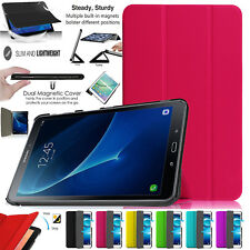 """Galaxy Tablet (4) Four 7""""/8""""/10.1"""" Smart 360 Protection Leather Stand Case Cover"""