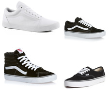 Femmes Vans Old Skool Skate Original Chaussures Shoes Classic canvas suede