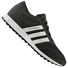 Adidas Originals Unisex Los Angeles Sneakers Vettura S75944 Nero Bianco