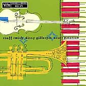 Stuff Smith Dizzy Gillepsie Oscar Peterson  (2xCD) ... FREE UK P+P ............
