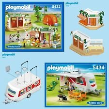 Playmobil * CAMP SITE 5432 Spares Parts * PARTS ADDED ON REQUEST * VGC *