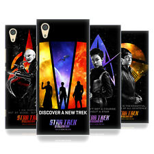 OFFICIAL STAR TREK DISCOVERY DISCOVERY NEBULA CHARACTERS CASE FOR SONY PHONES 1