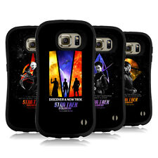 STAR TREK DISCOVERY DISCOVERY NEBULA CHARACTERS HYBRID CASE FOR SAMSUNG PHONES
